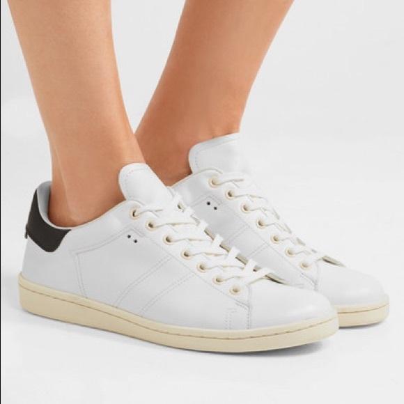 b4526b7ef5 Isabel Marant Shoes - Celeb fav! Isabel Marant Bart Two Tone sneaker